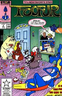 Cover Thumbnail for Foofur (Marvel, 1987 series) #3