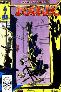 Cover Thumbnail for Foofur (Marvel, 1987 series) #5