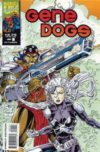 Cover Thumbnail for Gene Dogs (Marvel, 1993 series) #1