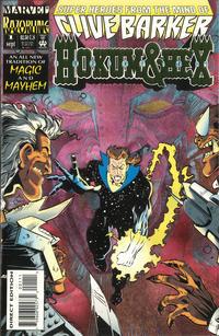 Cover Thumbnail for Hokum & Hex (Marvel, 1993 series) #1