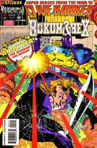 Cover Thumbnail for Hokum & Hex (Marvel, 1993 series) #2