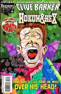 Cover Thumbnail for Hokum & Hex (Marvel, 1993 series) #3