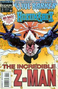 Cover Thumbnail for Hokum & Hex (Marvel, 1993 series) #4
