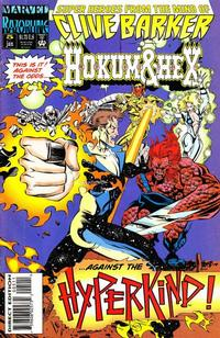 Cover Thumbnail for Hokum & Hex (Marvel, 1993 series) #5