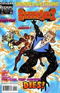 Cover Thumbnail for Hokum & Hex (Marvel, 1993 series) #7
