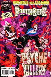 Cover Thumbnail for Hokum & Hex (Marvel, 1993 series) #8