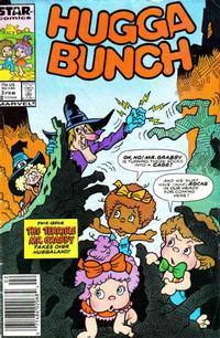 Cover Thumbnail for Hugga Bunch (Marvel, 1986 series) #3