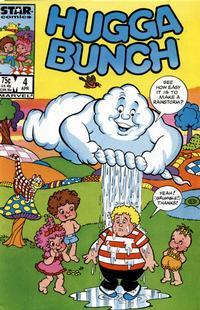 Cover for Hugga Bunch (Marvel, 1986 series) #4