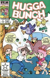 Cover Thumbnail for Hugga Bunch (Marvel, 1986 series) #5
