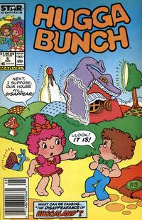 Cover Thumbnail for Hugga Bunch (Marvel, 1986 series) #6