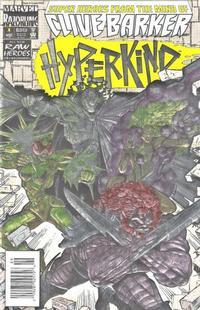 Cover Thumbnail for Hyperkind (Marvel, 1993 series) #1