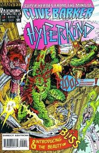Cover Thumbnail for Hyperkind (Marvel, 1993 series) #2