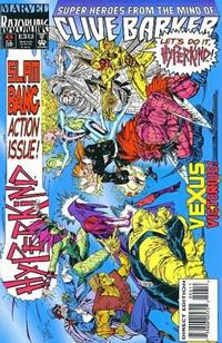 Cover Thumbnail for Hyperkind (Marvel, 1993 series) #6
