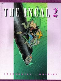 Cover Thumbnail for The Incal (Marvel, 1988 series) #2