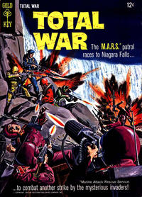 Cover Thumbnail for Total War (Western, 1965 series) #2