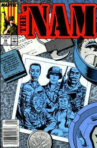 Cover Thumbnail for The 'Nam (Marvel, 1986 series) #26