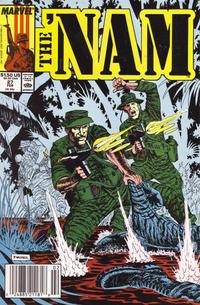 Cover Thumbnail for The 'Nam (Marvel, 1986 series) #27