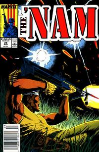 Cover Thumbnail for The 'Nam (Marvel, 1986 series) #28