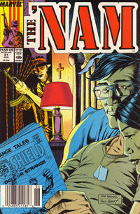Cover Thumbnail for The 'Nam (Marvel, 1986 series) #31