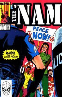 Cover Thumbnail for The 'Nam (Marvel, 1986 series) #32