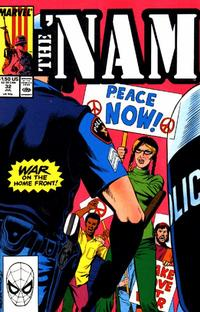 Cover Thumbnail for The 'Nam (Marvel, 1986 series) #32