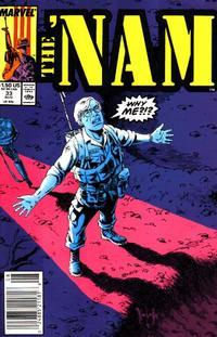 Cover Thumbnail for The 'Nam (Marvel, 1986 series) #33