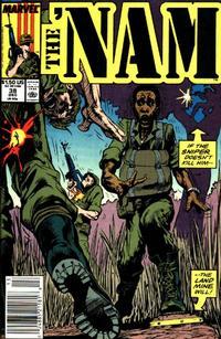 Cover Thumbnail for The 'Nam (Marvel, 1986 series) #38