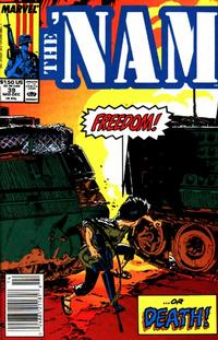 Cover Thumbnail for The 'Nam (Marvel, 1986 series) #39