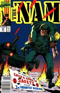 Cover Thumbnail for The 'Nam (Marvel, 1986 series) #45