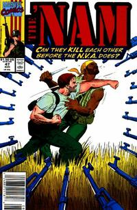 Cover Thumbnail for The 'Nam (Marvel, 1986 series) #47