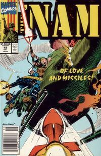 Cover Thumbnail for The 'Nam (Marvel, 1986 series) #49