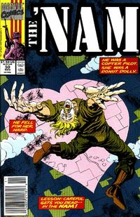 Cover Thumbnail for The 'Nam (Marvel, 1986 series) #50