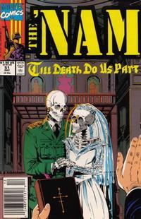 Cover Thumbnail for The 'Nam (Marvel, 1986 series) #51