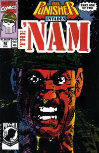 Cover Thumbnail for The 'Nam (Marvel, 1986 series) #52