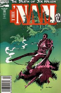 Cover Thumbnail for The 'Nam (Marvel, 1986 series) #55