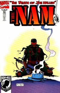 Cover Thumbnail for The 'Nam (Marvel, 1986 series) #57
