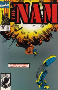 Cover for The 'Nam (Marvel, 1986 series) #59