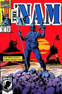 Cover Thumbnail for The 'Nam (Marvel, 1986 series) #64