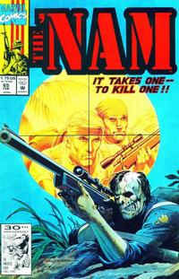 Cover Thumbnail for The 'Nam (Marvel, 1986 series) #65
