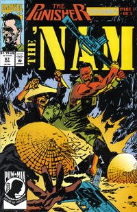 Cover Thumbnail for The 'Nam (Marvel, 1986 series) #67