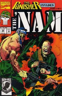 Cover Thumbnail for The 'Nam (Marvel, 1986 series) #68
