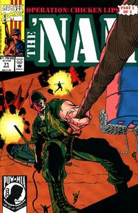 Cover for The 'Nam (Marvel, 1986 series) #71