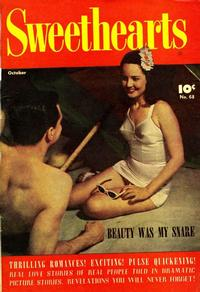 Cover Thumbnail for Sweethearts (Fawcett, 1948 series) #68