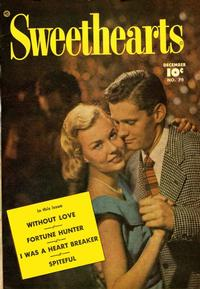 Cover Thumbnail for Sweethearts (Fawcett, 1948 series) #70