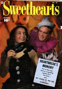Cover Thumbnail for Sweethearts (Fawcett, 1948 series) #80