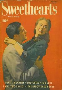 Cover Thumbnail for Sweethearts (Fawcett, 1948 series) #81