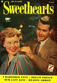 Cover Thumbnail for Sweethearts (Fawcett, 1948 series) #82
