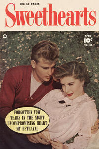 Cover Thumbnail for Sweethearts (Fawcett, 1948 series) #86