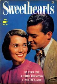 Cover Thumbnail for Sweethearts (Fawcett, 1948 series) #99