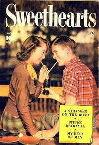 Cover Thumbnail for Sweethearts (Fawcett, 1948 series) #101